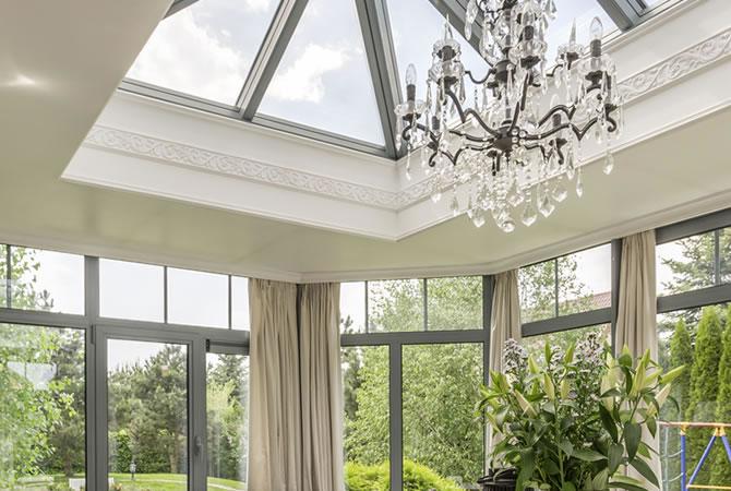 Populair Inrichting veranda's: technieken & decoratie #AA04