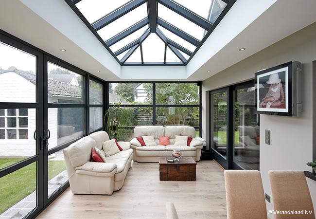 leefveranda plaatsen prijs tips advies. Black Bedroom Furniture Sets. Home Design Ideas